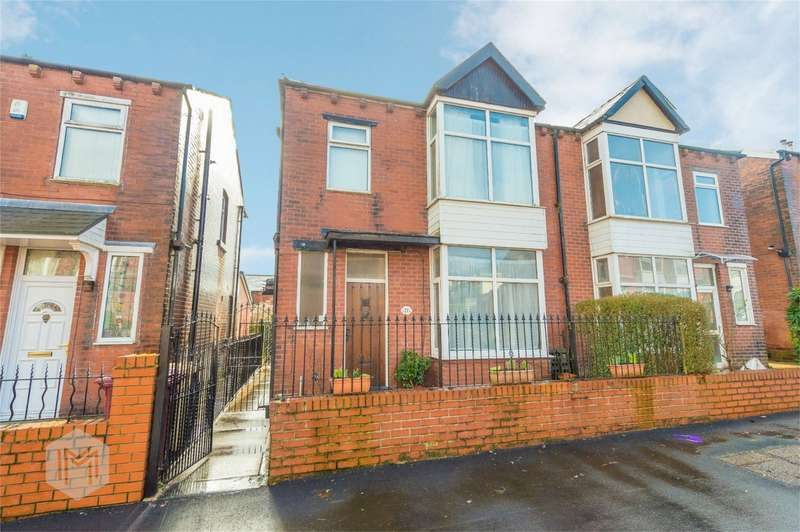3 Bedrooms Semi Detached House for sale in Lonsdale Road, Heaton, Bolton, Lancashire