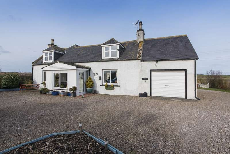 3 Bedrooms Cottage House for sale in Inverugie, Peterhead, Aberdeenshire, AB42 3BP
