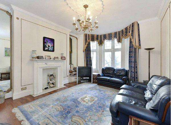 4 Bedrooms House for sale in Bickenhall Mansions, Bickenhall Street, London, W1U