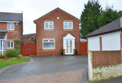 4 Bedrooms Detached House for sale in Trinity Road, Stourbridge, West Midlands
