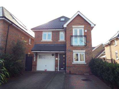 5 Bedrooms Terraced House for sale in Hornchurch