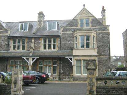1 Bedroom Flat for sale in 26-28 Ellenborough Park South, Weston-Super-Mare