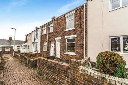 2 Bedrooms Terraced House for sale in Prospect Terrace, New Brancepeth, Durham, DH7