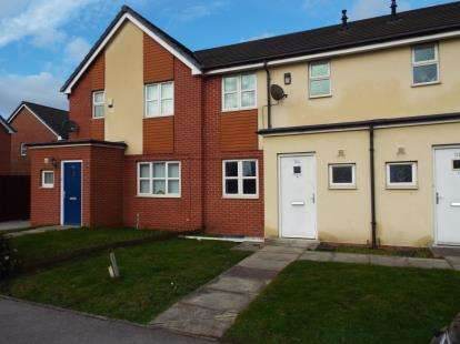 3 Bedrooms Terraced House for sale in Lockfield, Runcorn, Cheshire, WA7