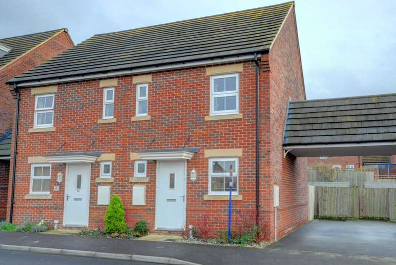 2 Bedrooms Semi Detached House for sale in Old Kiln Lakes, Chinnor
