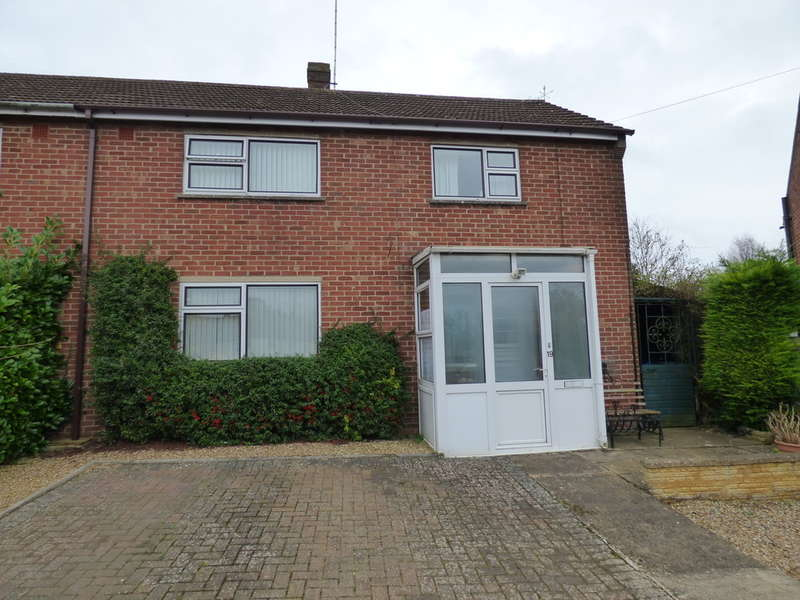 3 Bedrooms End Of Terrace House for sale in Culworth, Nr Banbury
