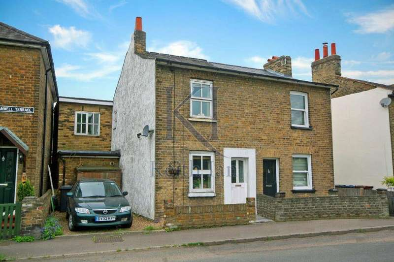 3 Bedrooms Semi Detached House for sale in London Road, Ware