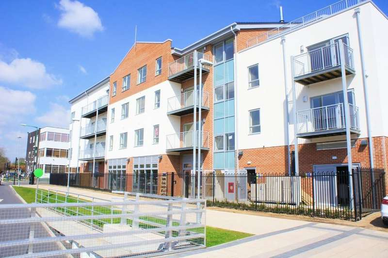 2 Bedrooms Apartment Flat for sale in Trinity Apartments, Parkgate, Shirley, Solihull