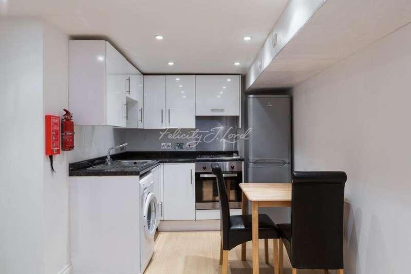 1 Bedroom Flat for sale in Greenwich South Street, SE10