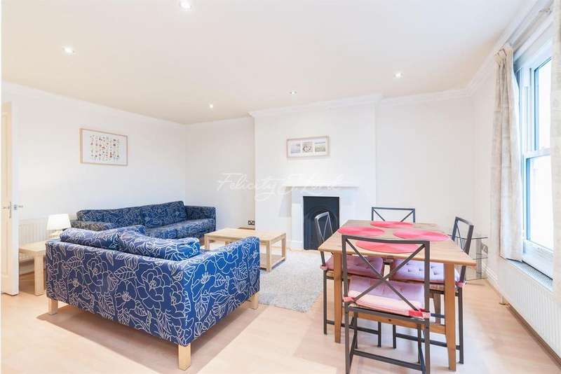2 Bedrooms Flat for sale in Burlington Road, Chiswick W4