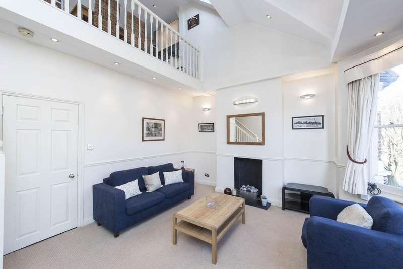 2 Bedrooms Flat for sale in Bronsart Road, SW6