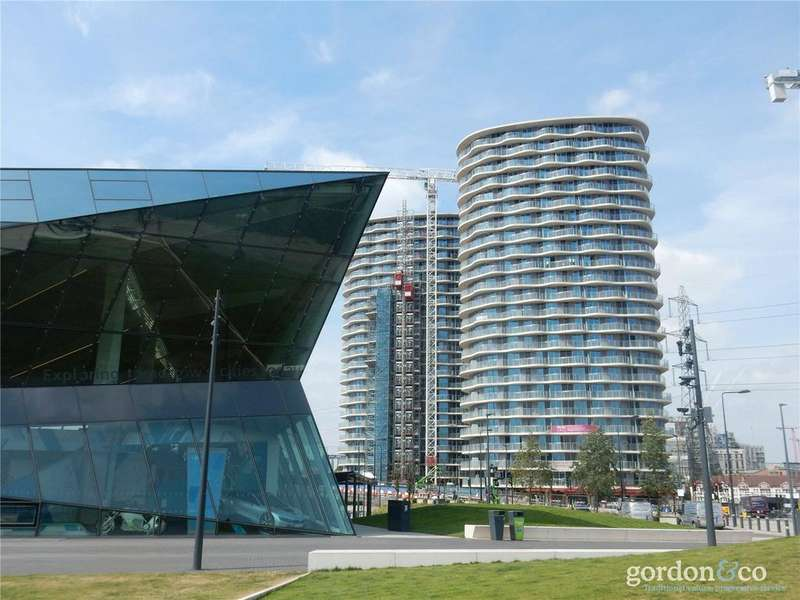 1 Bedroom Flat for sale in Hoola, Royal Victoria Docks, London, E16