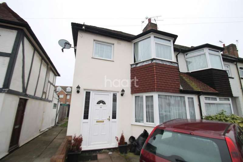 3 Bedrooms End Of Terrace House for sale in Ingram Road, Dartford