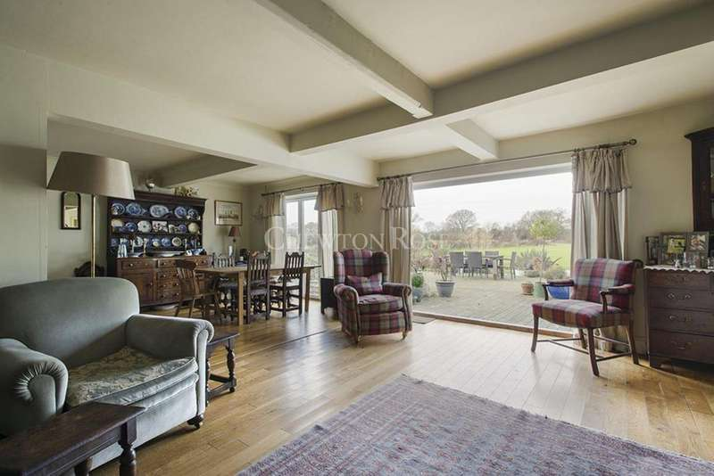 4 Bedrooms Detached House for sale in Morton, Southwell, Nottinghamshire