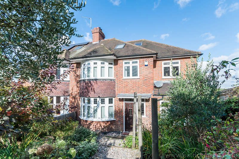 5 Bedrooms Semi Detached House for sale in Duncombe Hill, , SE23