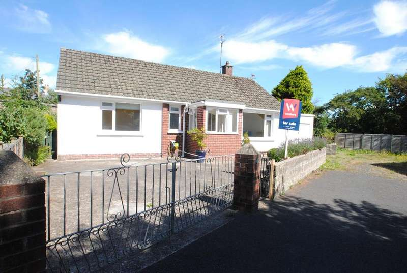 3 Bedrooms Bungalow for sale in Caen Gardens, Braunton