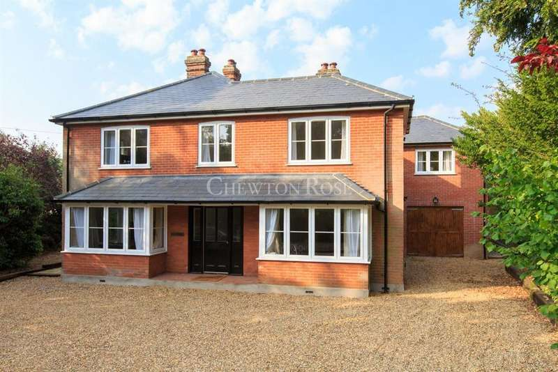 5 Bedrooms Detached House for sale in Great Horkesley