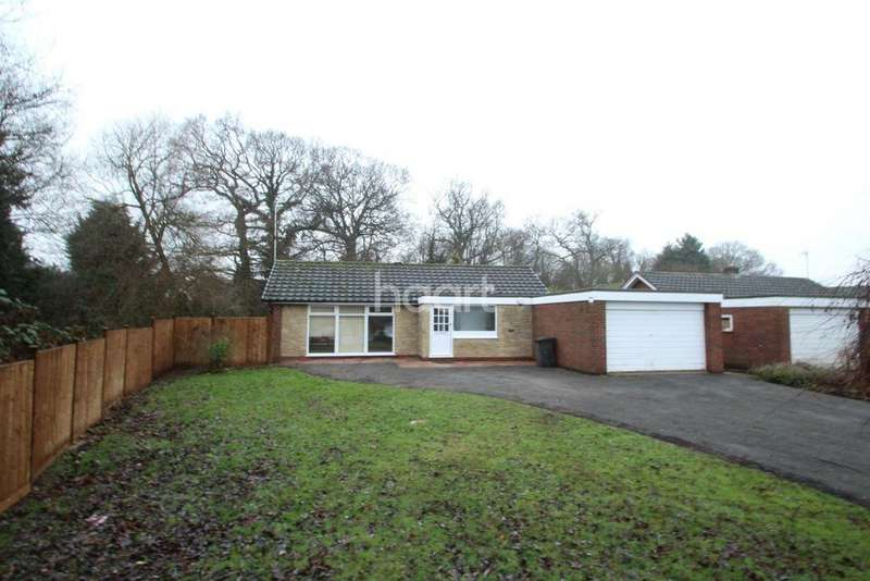 3 Bedrooms Bungalow for sale in Kingsway Road, Leicester LE5
