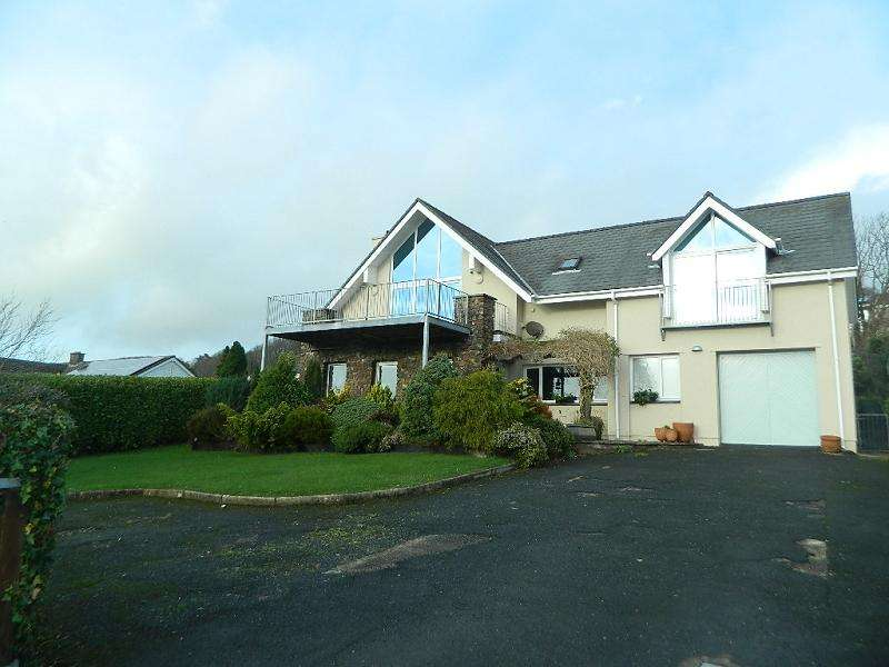 4 Bedrooms Detached House for sale in 5 Kiln Park, Burton, Milford Haven, Pembrokeshire. SA73 1NY