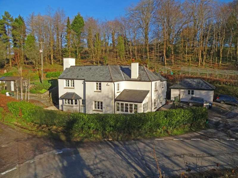 4 Bedrooms Detached House for sale in Dulverton, Somerset