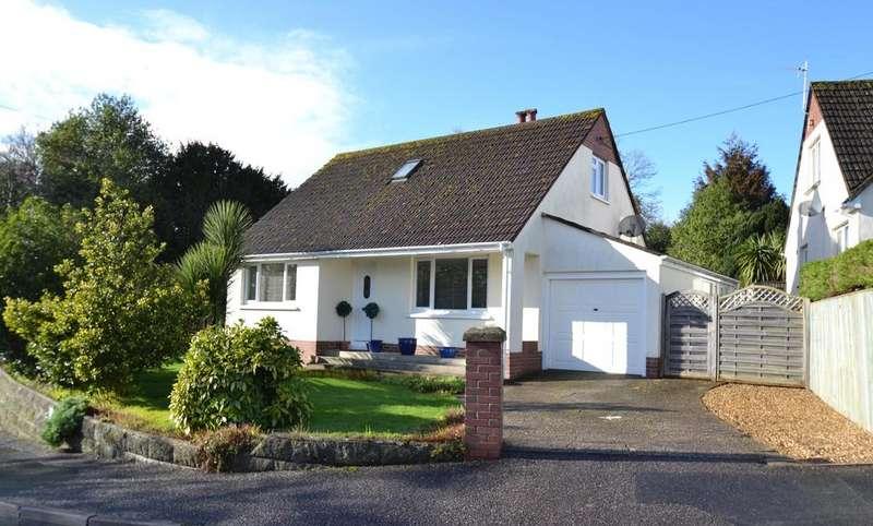 4 Bedrooms Detached House for sale in Northfield Park, Barnstaple