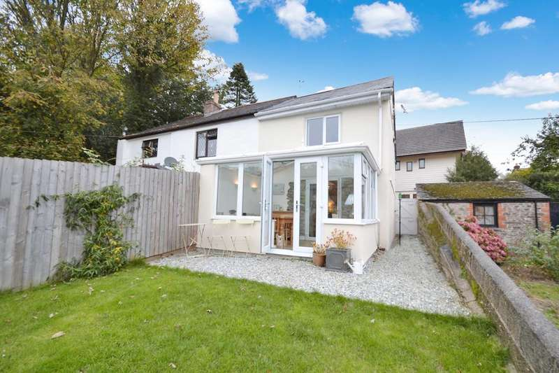 2 Bedrooms Semi Detached House for sale in Victoria, Lostwithiel