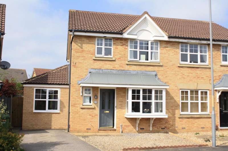 3 Bedrooms Semi Detached House for sale in Beacons Lane, Ingleby Barwick, Stockton-On-Tees, TS17