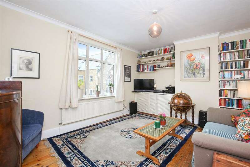 2 Bedrooms Flat for sale in Libra Mansions, Libra Road, London, E3