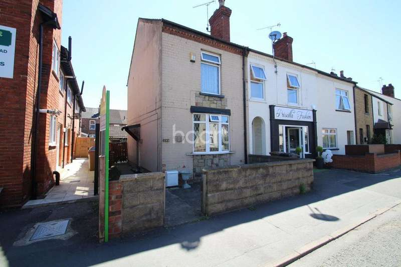 3 Bedrooms End Of Terrace House for sale in Newark Road, Lincoln