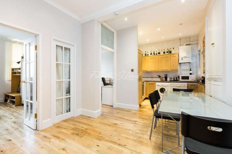 3 Bedrooms Flat for sale in Cromwell Road, SW5