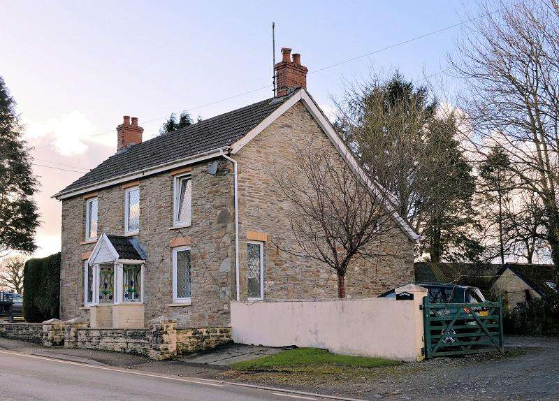 4 Bedrooms Land Commercial for sale in Norwood Gardens , Llanllwni, Pencader, Carmarthenshire. SA39