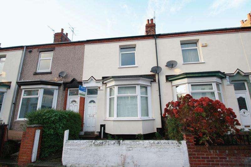 2 Bedrooms Terraced House for sale in Lambton Road, Primrose Hill, Stockton,, TS19 0ER