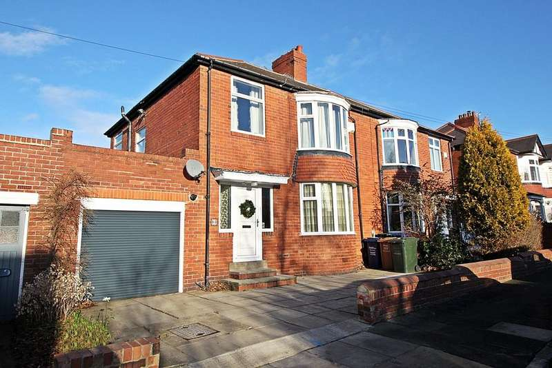 3 Bedrooms House for sale in Cotswold Gardens, High Heaton, Newcastle Upon Tyne