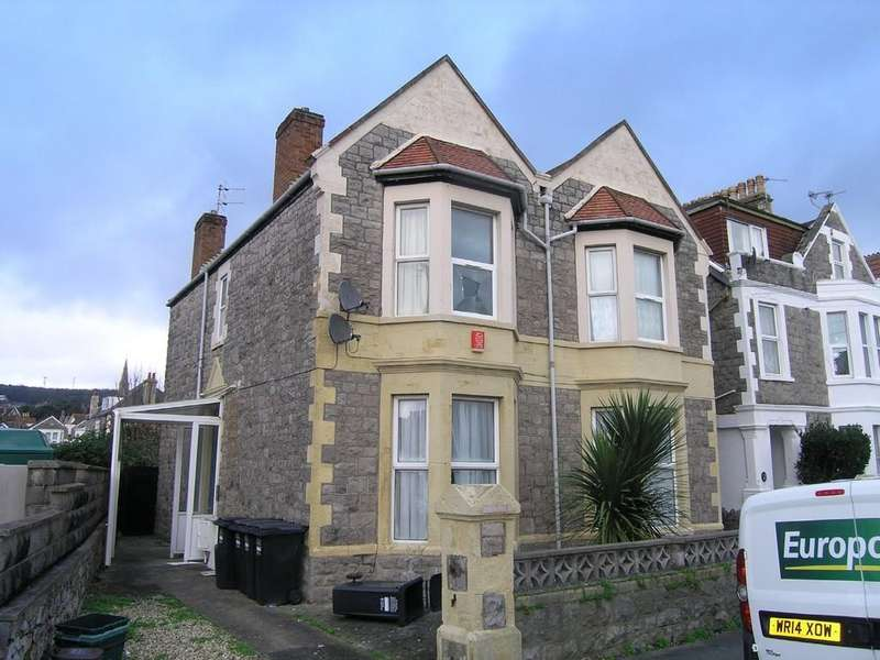1 Bedroom Apartment Flat for sale in Gordon Road, Weston-super-Mare