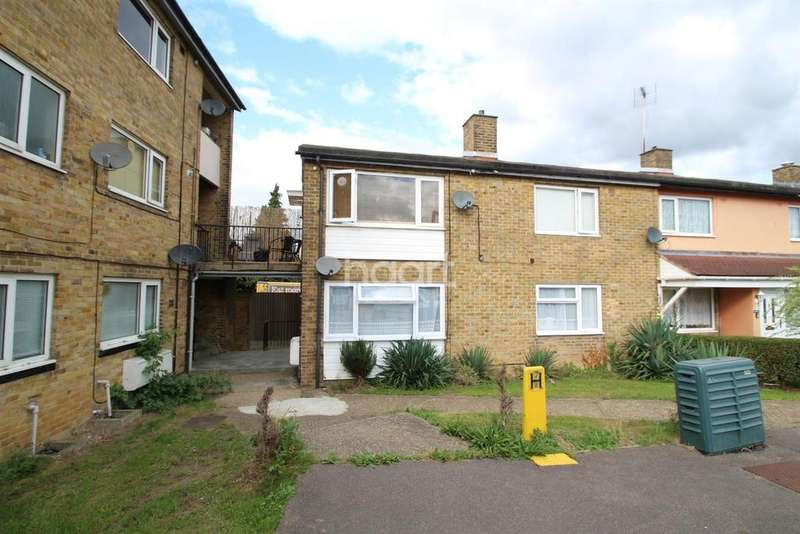 2 Bedrooms Flat for sale in The Downs