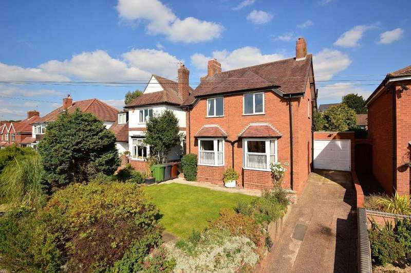 3 Bedrooms Detached House for sale in Stourbridge Road, Bromsgrove, Worcestershire, B61