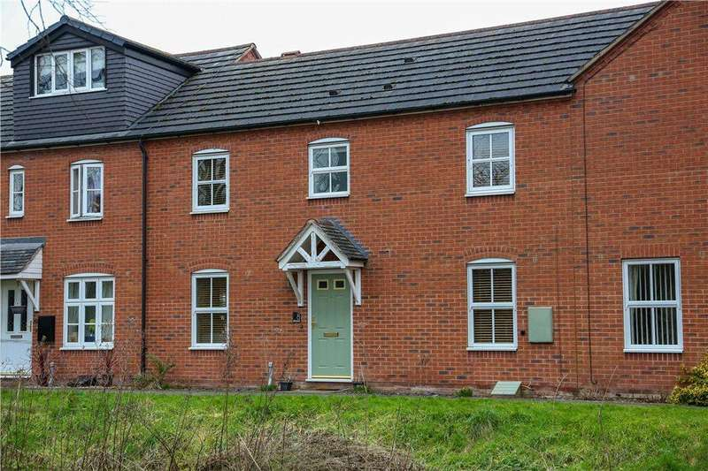 3 Bedrooms House for sale in Maiden Way, Bromsgrove, Worcestershire, B60
