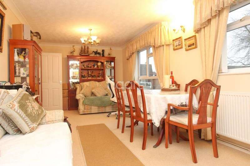 2 Bedrooms Flat for sale in Ebenezer Place, Norwich