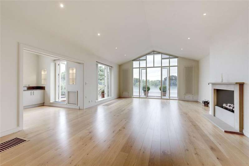 4 Bedrooms Penthouse Flat for sale in Sulivan Road, Fulham, London