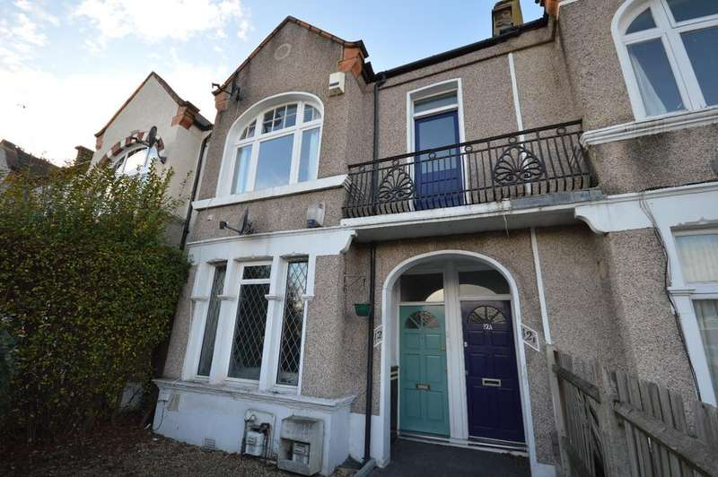 2 Bedrooms Maisonette Flat for sale in Stondon Park Forest Hill SE23
