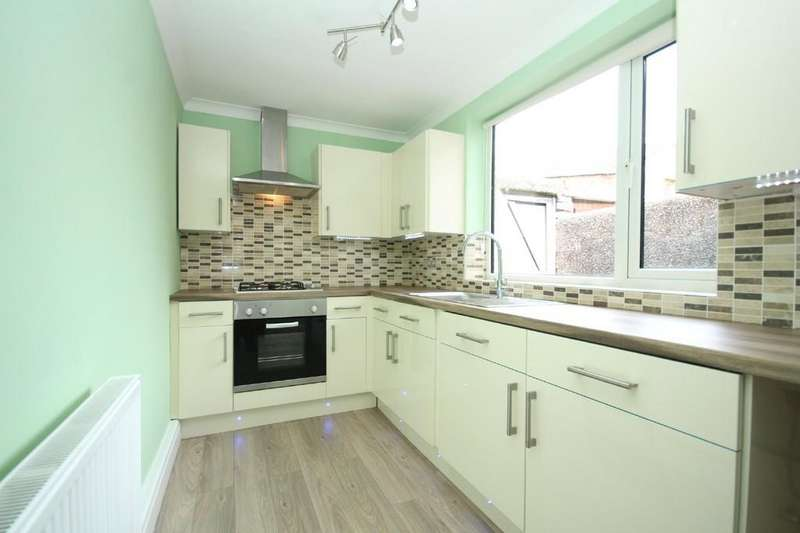 2 Bedrooms Terraced House for sale in 20 Aberdeen Street, Barrow-In-Furness