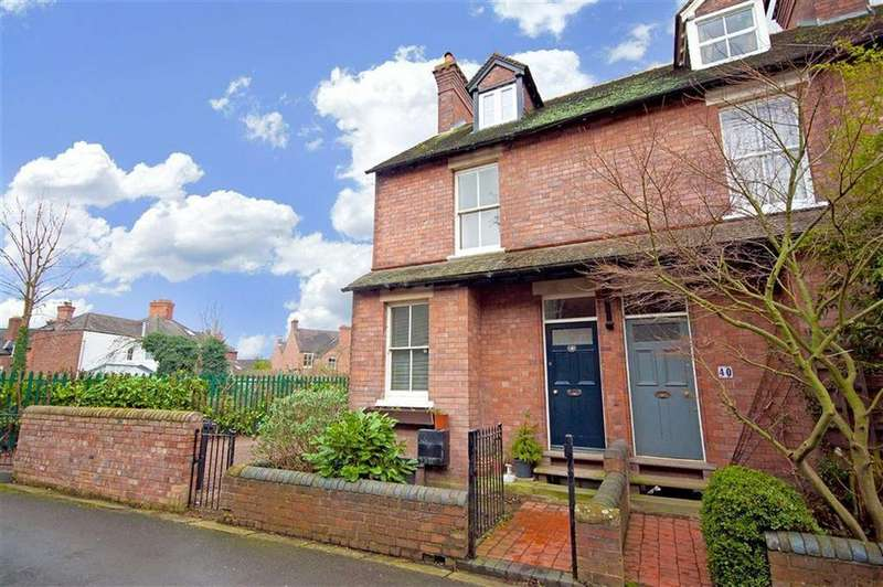 3 Bedrooms End Of Terrace House for sale in Havelock Road, Belle Vue, Shrewsbury, Shropshire