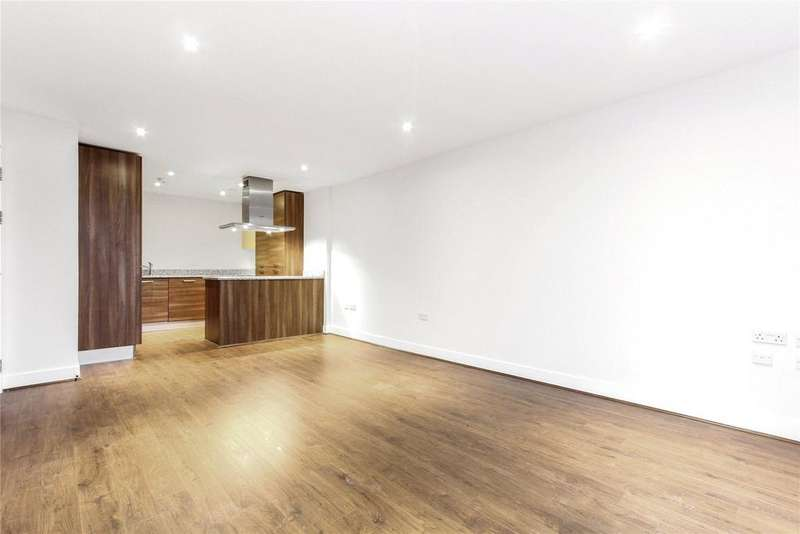 2 Bedrooms Flat for sale in Napier House, Bromyard Avenue, London, W3