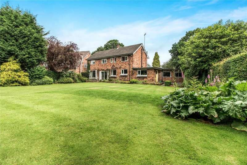 4 Bedrooms Detached House for sale in Redbrook Way, Adlington, Macclesfield, Cheshire, SK10