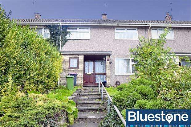 2 Bedrooms Terraced House for sale in Manorbier Drive, Cwmbran, NP44 8TG