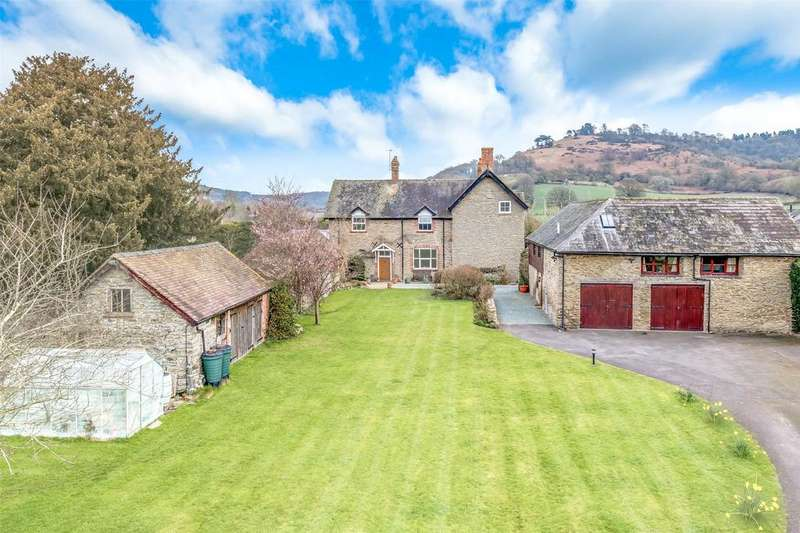 7 Bedrooms Detached House for sale in Yatton, Leominster, Herefordshire