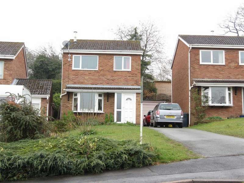 3 Bedrooms Detached House for sale in Severn Way, Cressage, Shrewsbury, Shropshire