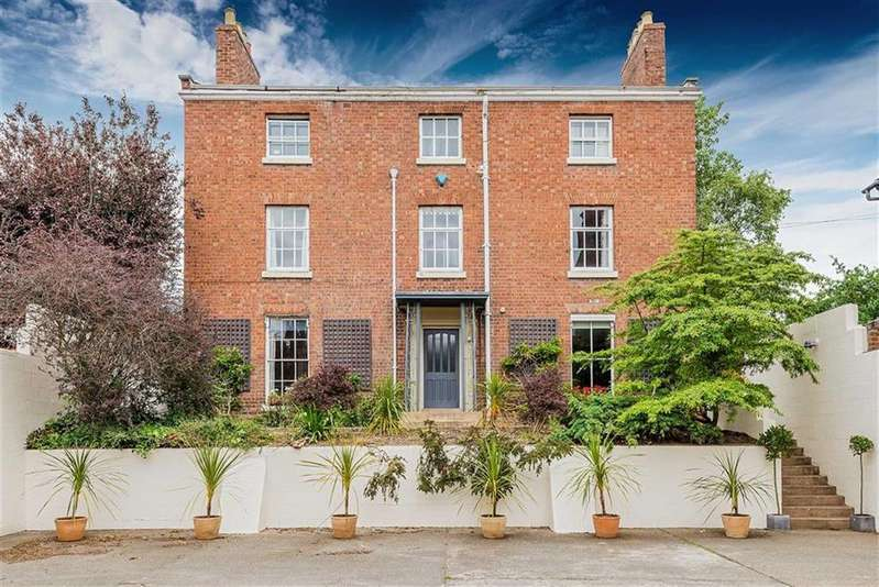 7 Bedrooms Town House for sale in Abbey Foregate, Shrewsbury, Shropshire