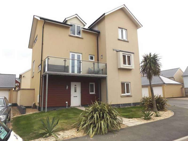 4 Bedrooms Detached House for sale in Cefn Padrig, Llanelli, Carms