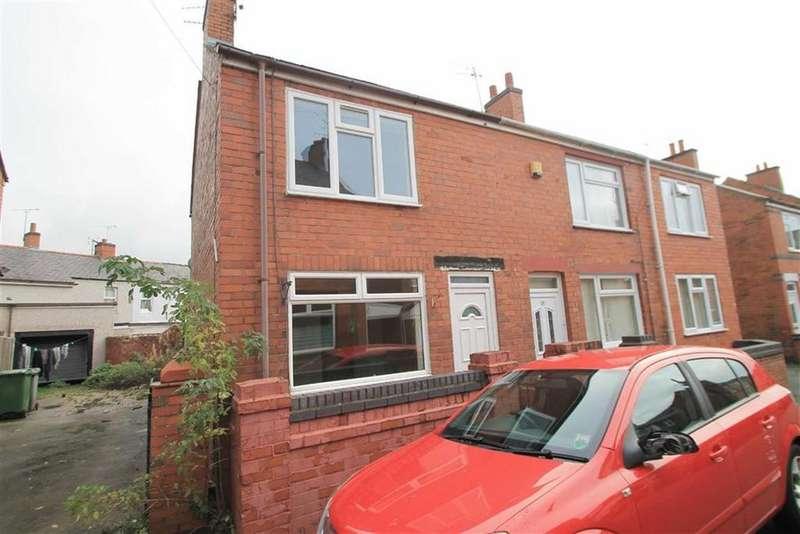 2 Bedrooms Semi Detached House for sale in Hope Street, Rhos, Wrexham